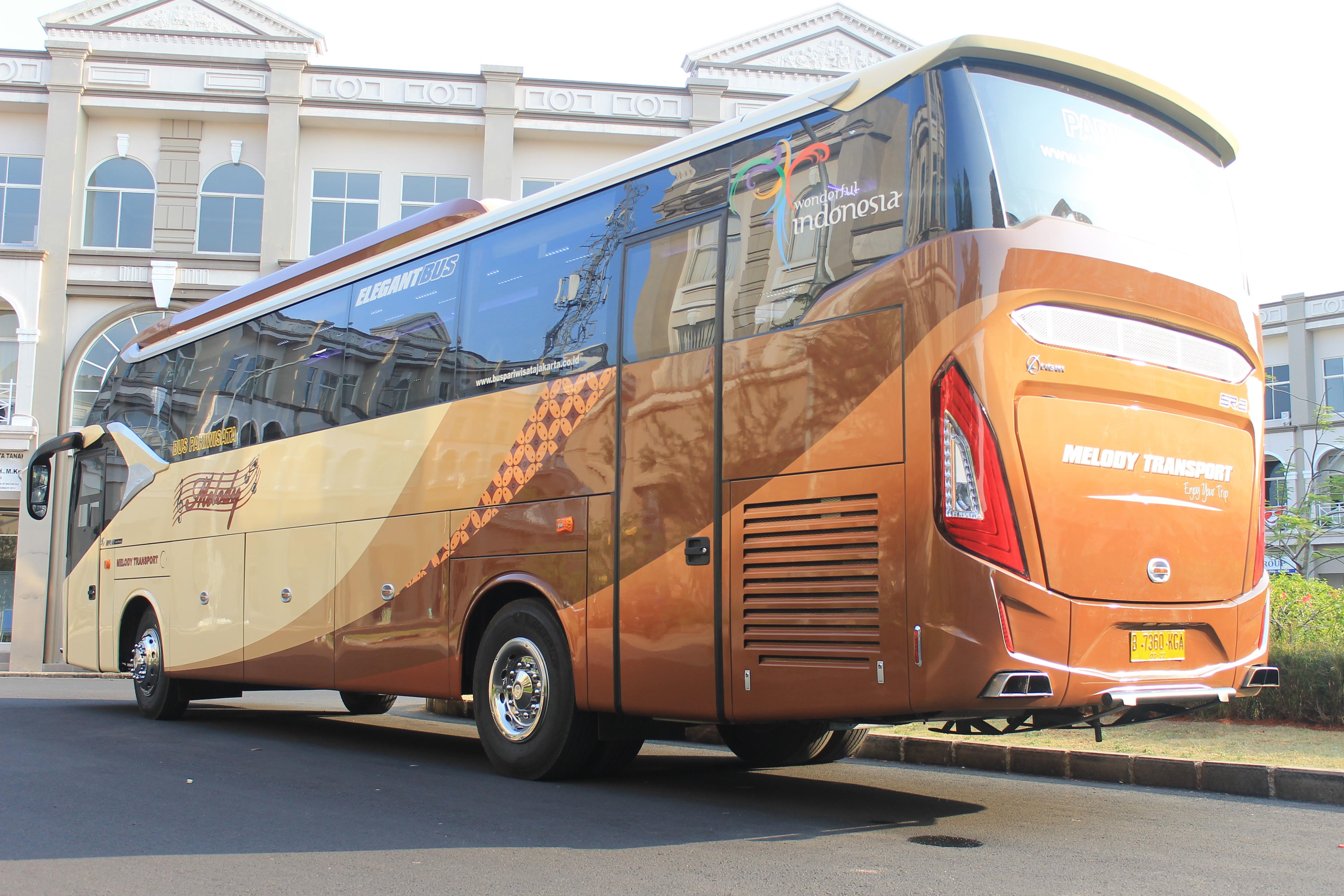sewa bus pariwisata terbaru di jakarta hdd shd