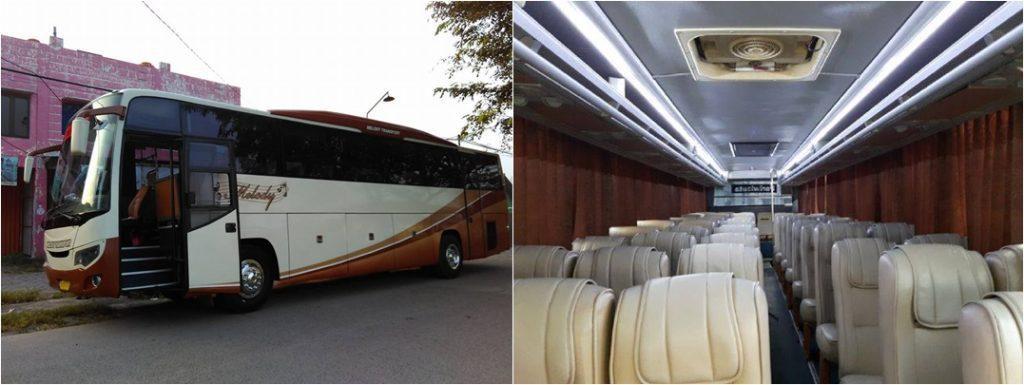 big bus bis pariwisata melody transport sewa bus bis wisata murah di jakarta bekasi depok