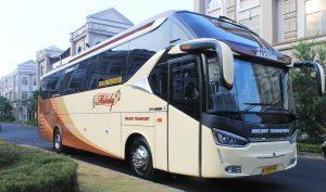 sewa bus pariwisata murah di jakarta bekasi depok tangerang melody transport shd