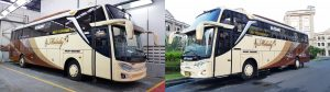 sewa bus pariwisata murah di jakarta bekasi depok tangerang